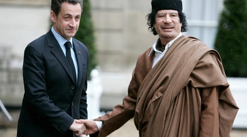 Сделка между Каддафи и Саркози должна стать уроком для России