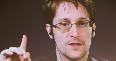 Сноуден предупредил об опасных последствиях сбора личной информации