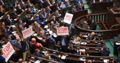 """Європарламент виступив проти польського законопроекту """"Стоп Педофілії"""""""